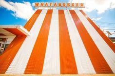 Whataburger... Mobile, AL  #photography #travel #whataburger #signage