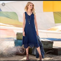 Lace Dress By Sundance