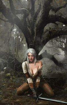 The Witcher 3: Wild Hunt, Sergey Kalinin http://thewitcher3ps4.com/the-witcher-3-gallery/