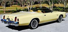 1977 Chrysler Cordoba Convertible