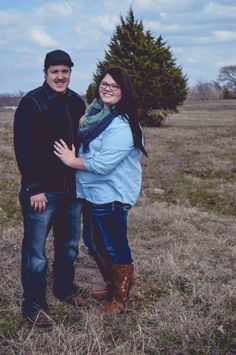 Engagement picture ❤️ Love this couple