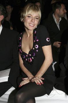 Sienna Miller - The Cutest Celebrity Pixie Haircuts - Photos