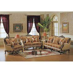 AFD JM-Q1899-3/2/1 Briarwood Sofa Loveseat Chair
