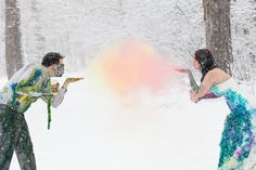 trash_the_dress_bellowblue-13 from the Bespoken Bride...shares a trash the dress photo shoot.  the winter storm came in unexpectedly, but didn't it showcase the colors beyond belief?