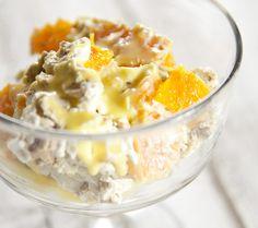 Clementine Curd Cinnamon Mess http://www.foodlovermagazine.com/recipes/alternative-christmas-pud-clementine-curd-cinnamon-mess/4453 #recipe #dessert