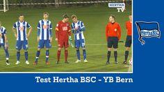 Test Hertha BSC - YB Bern - Highlights - Berlin - Zusammenfassung - Schi...