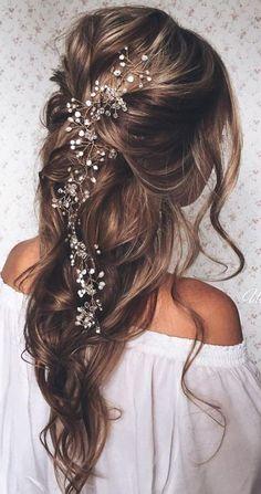 hair jewelry.