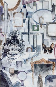 Despair (A Sandman Characters by Neil Gaiman @neilhimself) by Jill Thompson