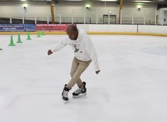 Ice Freestyling