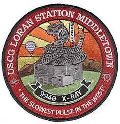 uscg loran station middletown ca - Google Search