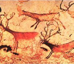 Пещерная живопись эпохи палеолита