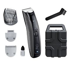Braun mgk3020 mens beard trimmerhair clippers 6 in 1 precision wahl deluxe self cut do it yourself haircut kit 18 pieces solutioingenieria Gallery
