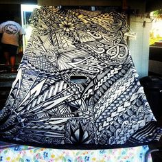 See which one is for you. Samoan Designs, Polynesian Designs, Polynesian Art, Polynesian Culture, Tribal Designs, Samoan Patterns, Tribal Band Tattoo, Ta Moko Tattoo, Samoan Tribal