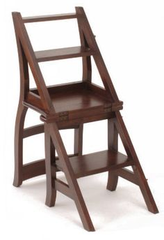 Benjamin Franklin Library Ladder Chair Here Franklin