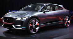 Jaguar I-Pace Konzept will EV Fans bis zum Jahr 2018 noch zu halten Concepts Electric Vehicles Galleries Jaguar Jaguar Concepts LA Auto Show