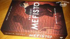 #review http://magicznyswiatksiazki.pl/projekt-mefisto-marcin-mortka/