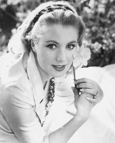 Shirley Jones (American Actress and SInger) Known for her role in Oklahoma, The Music Man and as the single mother in the television series The Partridge Family.