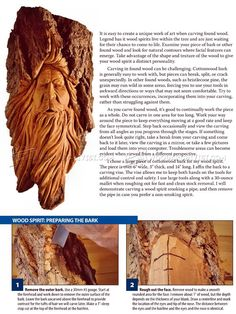 Wood Spirit Carving - Wood Carving