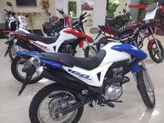 Honda, Bros 160, Ktm Supermoto, Motorcycle, Vehicles, Goal, Street Bikes, Old Motorcycles, Sportbikes