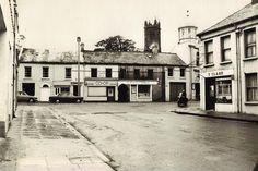 Donaghadee- junction of High Street and Bridge Street- High Street # 1-5 (photo c. 1972)- 001 | Flickr - Photo Sharing!