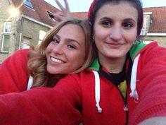 Kyra en Leyla...