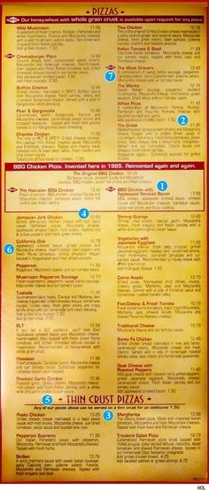 Secret tricks of restaurant menus: Why you may be enticed to spend more - DailyFinance