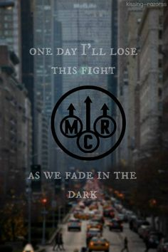 Heartbreaking... The Light Behind Your Eyes - MCR