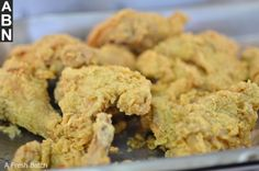 Fried Chicken From Ton's Drive Inn Broussard, LA photo by Kevin Ste Marie