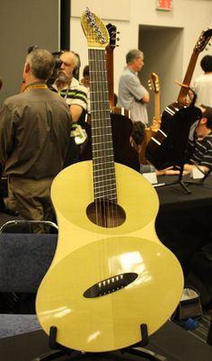 Gallery: Montreal Guitar Show, part 3