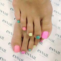#Nails Colores