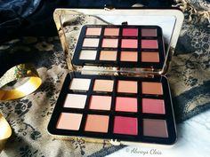 Too Faced Peachy Mattes Eyeshadow Palette Review