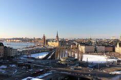 Slussen, Stockholm // 960milesaway.com