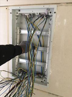 Wie Unterverteiler montieren und installieren?