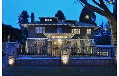 $11.3 M luxury Shaughnessy home