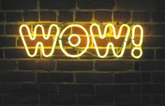 "Neon Word Art | ... artist, who originally made ""five words in Blue Neon"" in 1965"