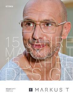 15 Jahre MARKUS T - 15 Jahre DESIGN: Michael wears D3.318