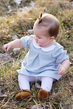 Piper Baby Dress and Top Girls Fashion Clothes, Baby Girl Fashion, Kids Fashion, Toddler Outfits, Baby Boy Outfits, Kids Outfits, Cute Kids, Cute Babies, Baby Kids