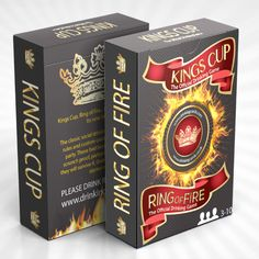 Have You Thought About Christmas Kings Cup Ring Of Fire
