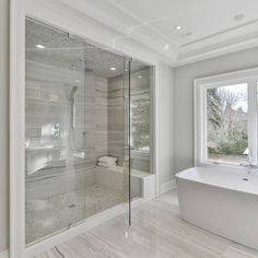 25 Awesome Master Bathroom Ideas For Home. If you are looking for Master Bathroom Ideas For Home, You come to the right place. Below are the Master Bathroom Ideas For Home. This post about Master Bat. Bad Inspiration, Bathroom Inspiration, Bathroom Ideas, Bathroom Organization, Spa Master Bathroom, Bathroom Goals, Bathroom Signs, Bathroom With Closet, Shower Ideas