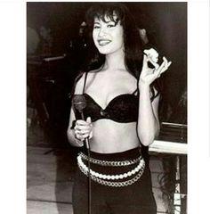 Selena she was so beautiful