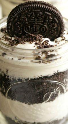 Dirt Cake Parfaits