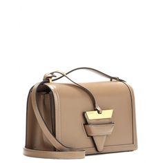 Loewe - Barcelona leather shoulder bag - mytheresa.com