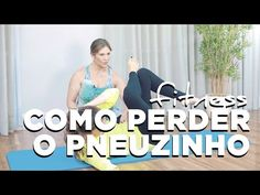 TV Chris Flores: pilates em casa 2 barriga chapada - YouTube