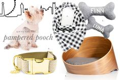 Sending a big, slobbery mistletoe  smooch to our pals at Pretty Fluffy for featuring our gorgeous Covo dog bed in their gift guide for the Pampered Pooch - find lots of gorgeous gift ideas for your main mutt: