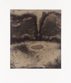 Anish Kapoor (no title) 2000 Etching on paper