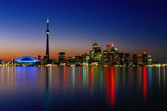 The largest city in Canada and some would say it's heart, Toronto is a bright jewel with a strong economy, a tolerant, multi-national community and excellent public services. There's no wonder it's regularly voted the best place to live in Canada Toronto Canada, Beautiful World, Beautiful Places, Amazing Places, Toronto Shopping, Toronto Travel, Places To Travel, Places To Visit, Travel Pics