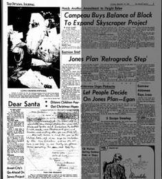 Dear Santa (Ottawa Journal ) 1965