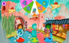 App infantil para jugar en familia ¡Fun Family Trivia!