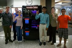 10 Recent Ways 3D Printing is Changing the World – Fall 2014 Edition. Photo courtesy of Cockrell School of Engineering, The University of Texas at Austin.
