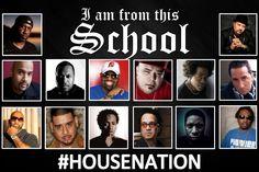 The school of house. #housenation